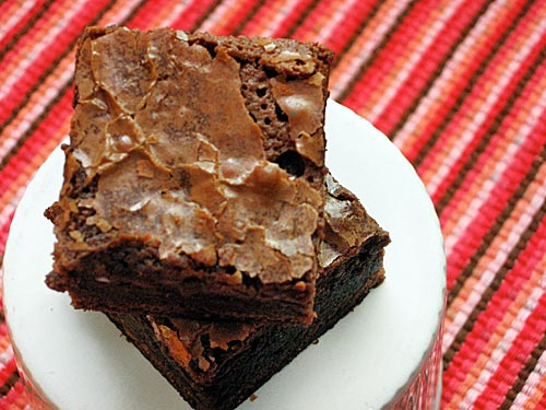French Brownie 1