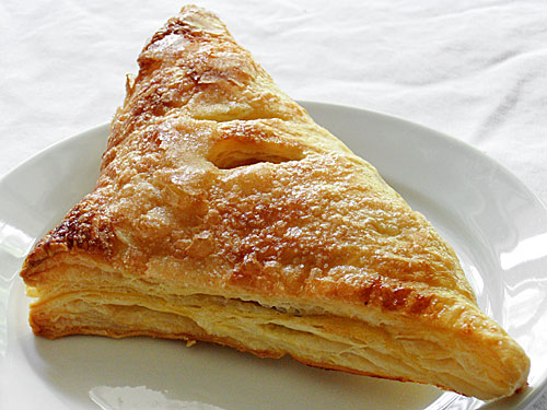 Apple Turnovers. And 57 Drops to Go.