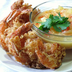 Shrimp Cake Recipe Emeril