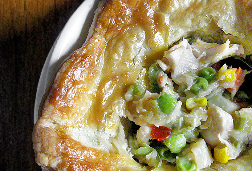 ... craving chicken pot pie that time we made the all sold out chicken pot