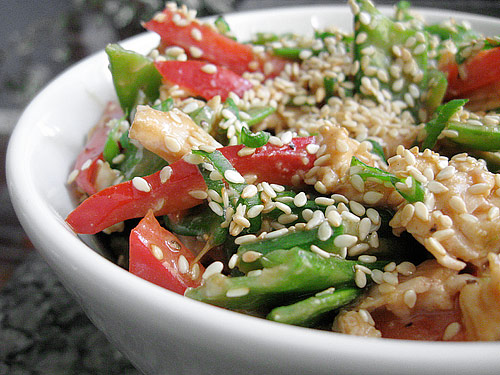 salad chinese chicken salad recipe chinese chicken salad chopped ...
