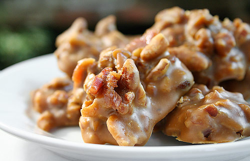 Buttermilk Bacon Pralines