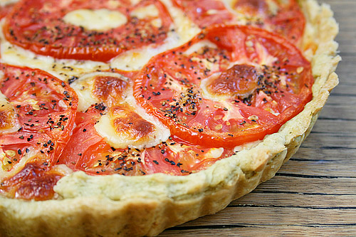 tart french tomato cheese tart filo tomato tart recipe i served fresh ...