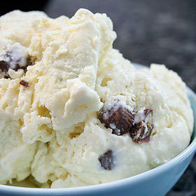 Dorie's Vanilla Ice Cream