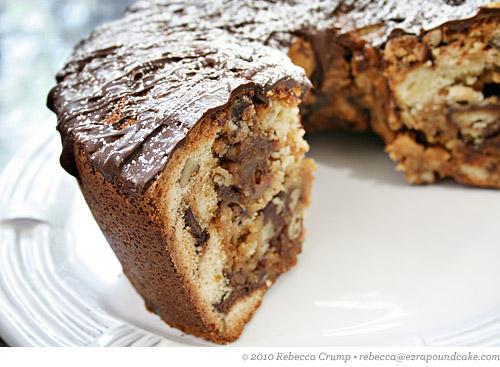 Twix Pound Cake Recipe