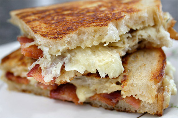 ... grilled cheese sandwich ultimate grilled cheese sandwich mrfood com