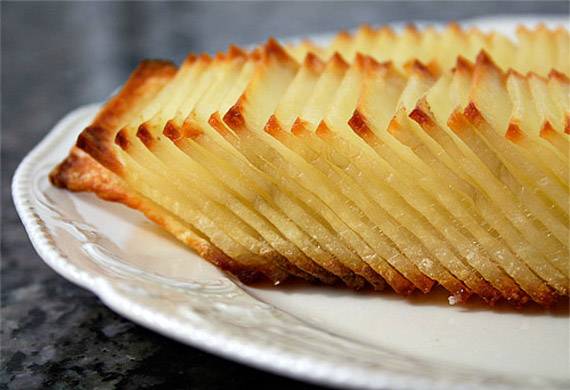 potato pie potato dominoes steamy kitchen recipes seven fires potato ...
