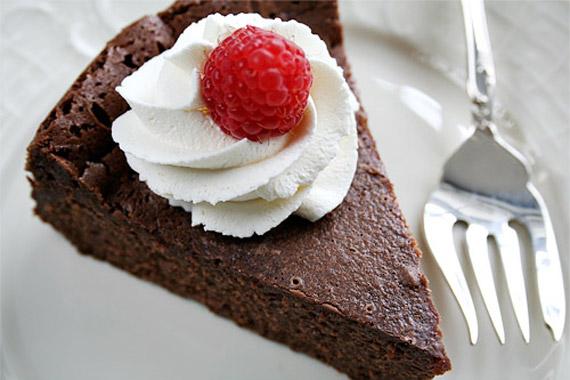 319cd5df50a Flourless Chocolate Cake