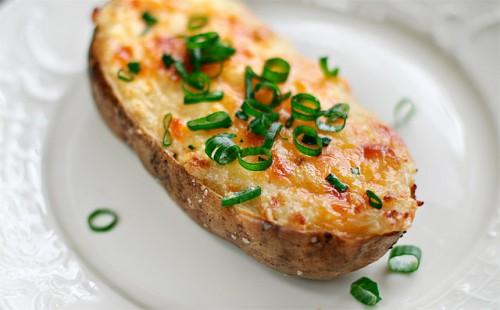 Twice Baked Potatoes twice - baked potatoes