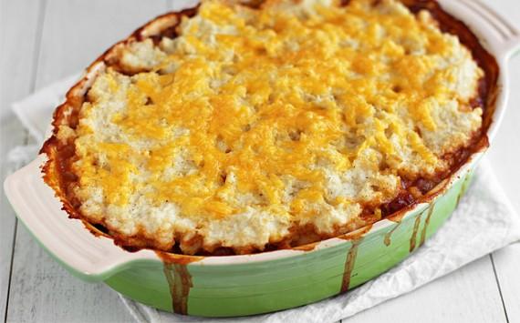Meatless Monday: Pueblo Corn Pie