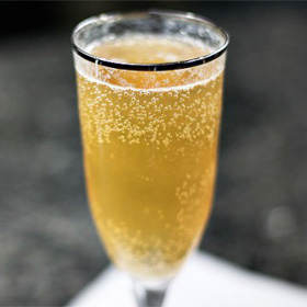French 75 (+ New Year's Ideas & Links!)