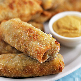 Pork Egg Rolls