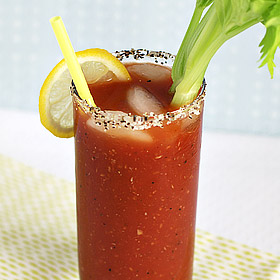Cajun Bloody Mary