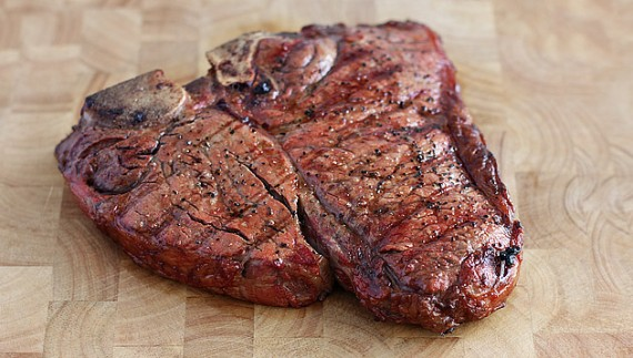 T Bone Steak Cooked | www.pixshark.com - Images Galleries ...