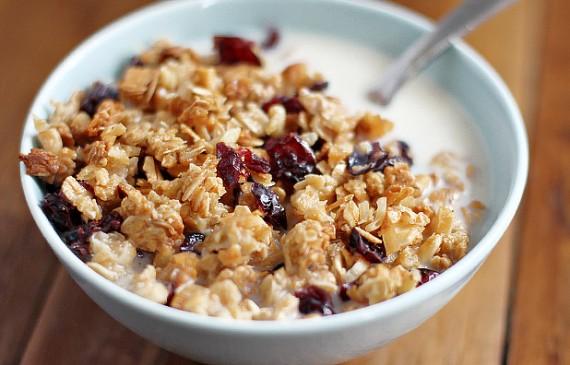 Granola-Crusted Pear And Almond Butter Panini Recipes — Dishmaps