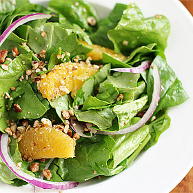 Orange Pecan Salad