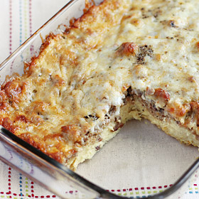 Sausage Breakfast Casserole