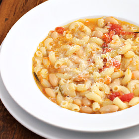 Pasta e Fagioli