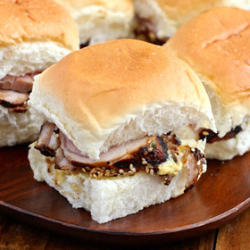 &#039;Mad Men&#039; Week: Char Siu Pork Sliders