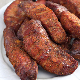 Maple Barbecued Country-Style Ribs