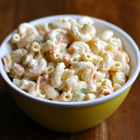 'Mad Men' Week: Hawaiian Macaroni Salad
