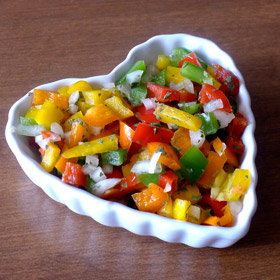 Meatless Monday: Powers Pepper Salad