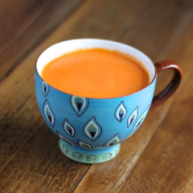 Meatless Monday: Smoked Fennel and Tomato Soup