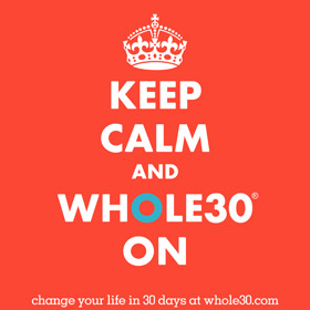 Whole30 Days 2-3: The Hangover